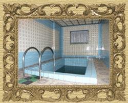 Коттедж клязьма gt gt сауна с бассейном